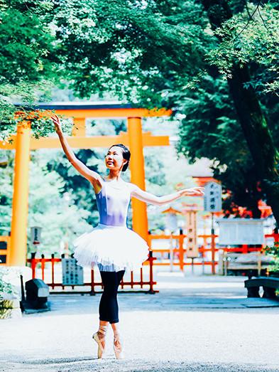 Charlotte・鴨川芭蕾